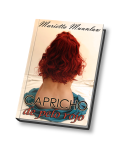 Portada de la novela erótica CAPRICHO DE PELO ROJO de Marietta Muunlaw